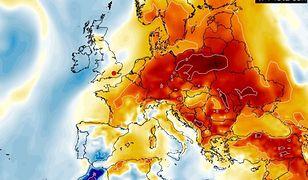 Pogoda. Temperatura wyniesie od 15 do 21 stopni Celsjusza (Fot.: wxcharts.com)