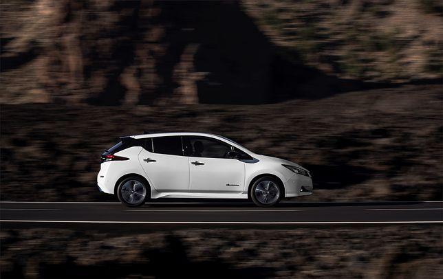 Nissan Leaf kosztuje 153 800 zł, przez co zniżka z tytułu braku akcyzy wynosi 4768 zł
