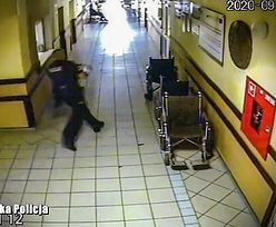 Policjant biegł po życie. Dosłownie. Dramatyczne sceny w Sulęcinie