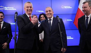 Grzegorz Schetyna może kandydować zamiast Małgorzaty Kidawy-Błońskiej w wyborach na prezydenta? Zdaniem Jadwigi Staniszkis to niewykluczone