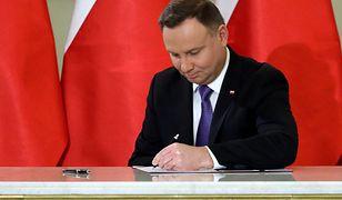 Prezydent Andrzej Duda podpisał nowelizację ustawy o sędziach.