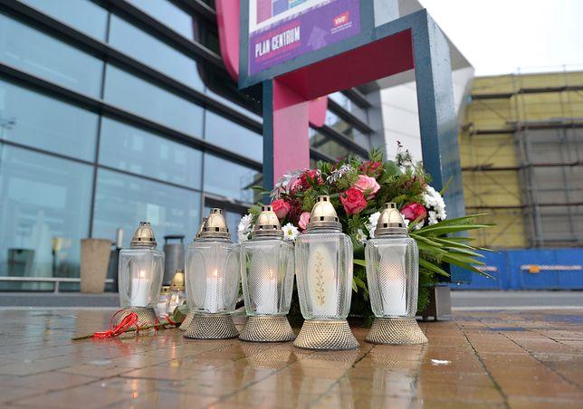 Do ataku doszło w październiku 2017 r. w galerii handlowej przy ul. Chopina w Stalowej Woli