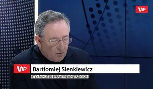 Bartłomiej Sienkiewicz komentuje wywiad z Kaczyńskim