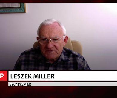 Leszek Miller o dymisji Jarosława Gowina: Był osamotniony
