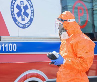 Koronawirus w Polsce. Ministerstwo Zdrowia o nowych zakażonych