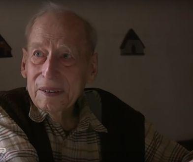 Karl Muenter należał do Hitlerjugend. Zmarł w wieku 96 lat