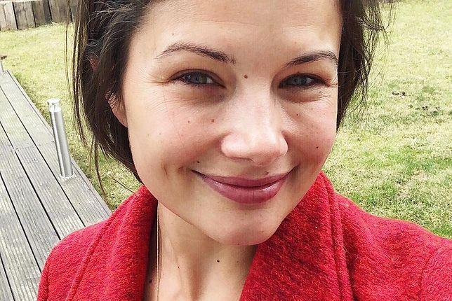 Agnieszka Sienkiewicz na Instagramie przyznała, że w ciąży nie czuje się najlepiej