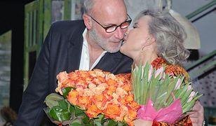Machalica wziął ślub z o 21 lat młodszą partnerką. Janda opowiedziała, jak było na weselu
