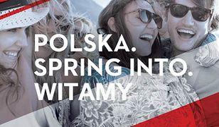 """""""Polska. Spring into"""" - kontrowersyjna promocja Polski w Wielkiej Brytanii"""