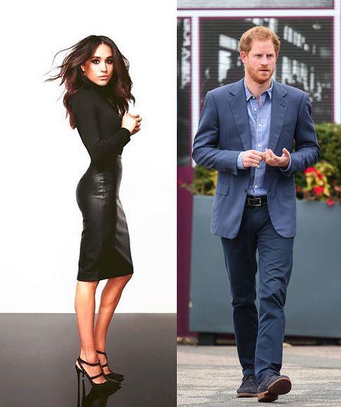Książę Harry oświadczy się Meghan Markle?