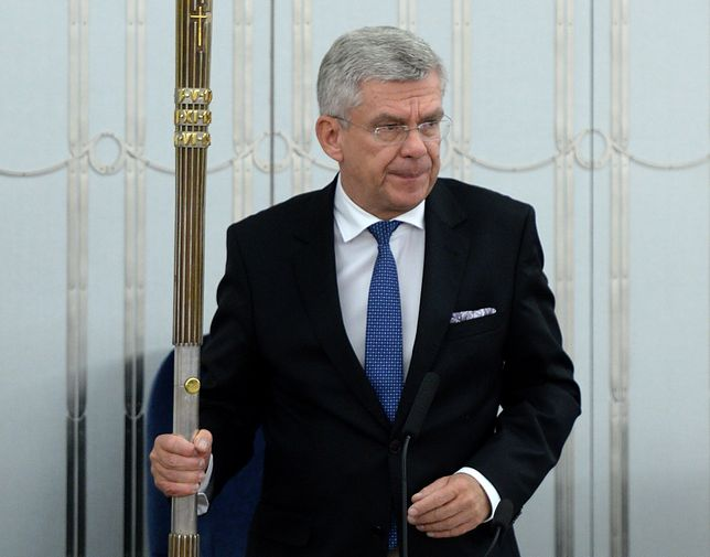 Stanisław Karczewski: gdyby wybory były jutro, Duda byłby naszym kandydatem