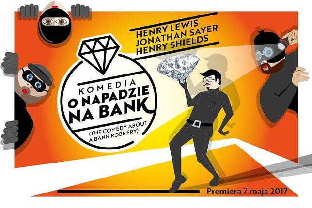 Najbardziej spartaczony napad na bank w Teatrze Komedia