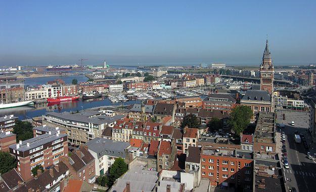 Port w Dunkierce
