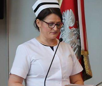 Koronawirus. Kontrowersje wokół szpitala w Łomży. Dyrektor złożyła dymisję