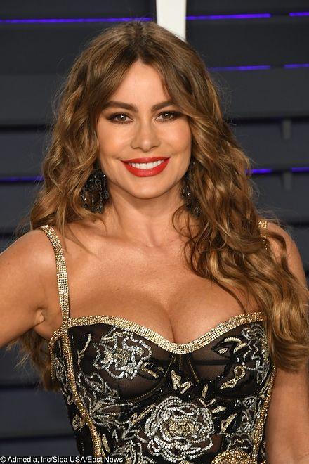 Sofia Vergara jest jedną z najpiękniejszych aktorek