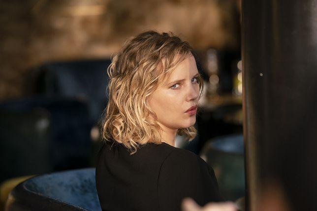 "Joanna Kulig w serialu ""The Eddy"""