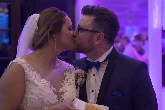 """Agnieszka i Wojtek zakochali się w sobie w programie """"Ślub od pierwszego wejrzenia"""""""