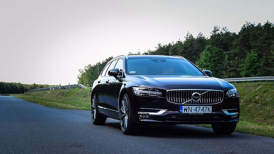 Test systemów wsparcia w Volvo V90. Tak wygląda groźny rywal dla Audi?