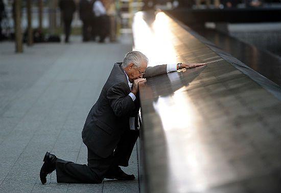 USA i świat oddają hołd ofiarom zamachów 11 września