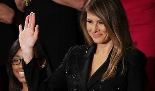 Czy Melania Trump sama zapłaciła za kostium Korsa?