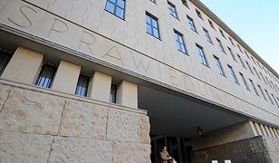 Budynek Sądu Okręgowego w Warszawie
