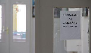 """PO: """"PiS likwiduje szpitale"""". Zamkną szpital zakaźny na Woli?"""