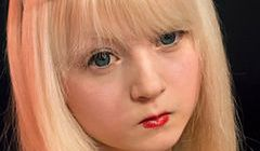 15-letnia żywa lalka!