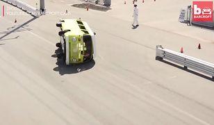 Najdziwniejsza wyścigówka świata - wideo