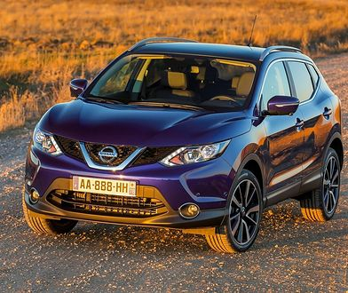 Nissan Qashqai to jeden z najchętniej kupowanych w Polsce SUV-ów.