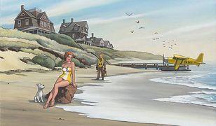 Tintin w świecie kobiet. Malarz wygrał proces