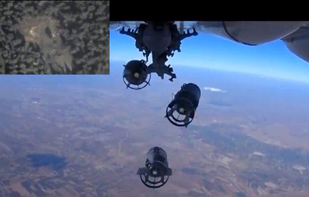 """""""Rosjanie bombardują IS w Palmirze"""". Moskwa dementuje: to absolutne kłamstwa!"""