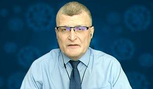 """Koronawirus. Ogródki otwarte. Dr Paweł Grzesiowski ostrzega przed """"chmurą"""""""
