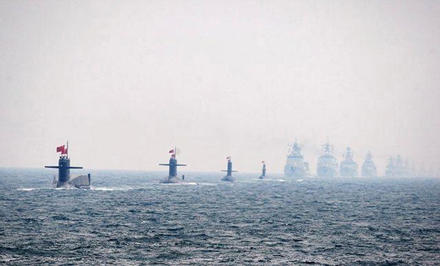 Chińska Armia Ludowo-Wyzwoleńcza - nie taka straszna, jak ją malują?