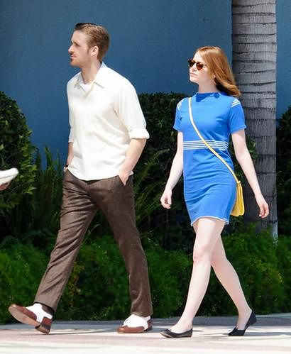 Ryan Gosling i Emma Stone fot. Black Label Media
