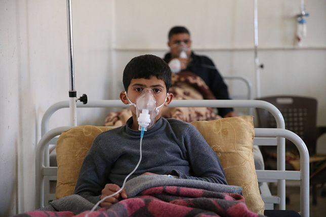 To siły Asada użyły broni chemicznej. Francja przedstawi dowody