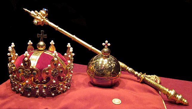 W Szwecji znaleziono klejnoty królewskie. Leżały w... śmietniku