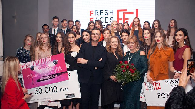 Gala finałowa Fresh Faces World za nami