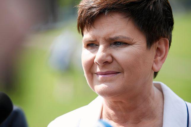 Beata Szydło wielką wygraną wyborów