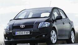 Tak zmieniała się Toyota Auris