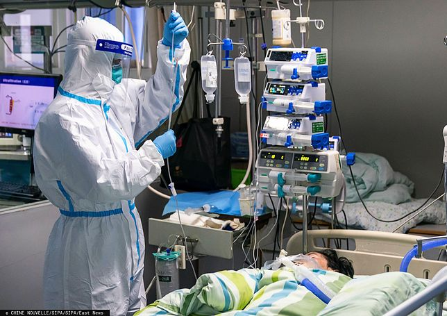 Tajemniczy wirus z Chin. Wstrząsające relacje z Wuhan. Miasto buduje nowy szpital dla 1000 pacjentów