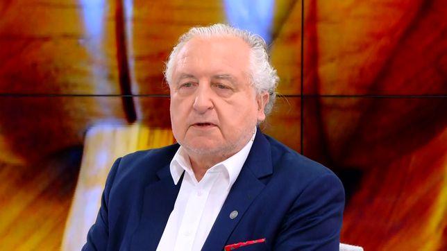 Prof. Andrzej Rzepliński o prezesie PiS: tchórz i cwaniaczek