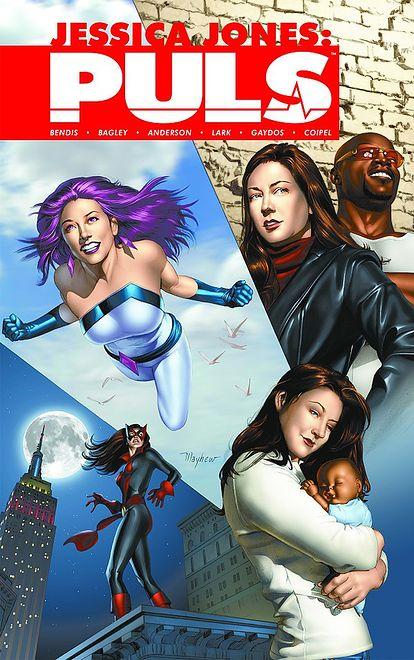 """Wydanie specjalnie – recenzja komiksu """"Jessica Jones: Puls"""""""