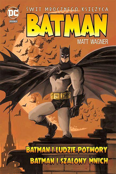 """Opowieści księżycowe. Recenzja komiksu """"Batman: Świt mrocznego księżyca"""""""