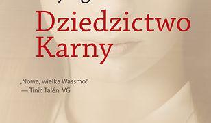 Trylogia Diny (tom 3). Dziedzictwo Karny