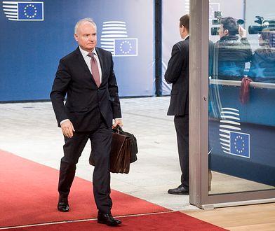 Ambasador Polski przy UE rezygnuje. IPN znalazł na niego dokumenty