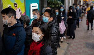 Koronawirus z Chin. Liczba zarażonych jest już wyższa, niż podczas epidemii SARS