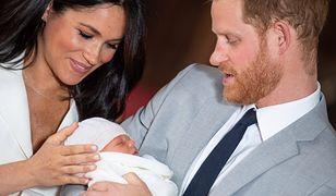 Meghan Markle i książę Harry podali imię dziecka. Zobacz pierwsze zdjęcia ukazujące Royal Baby i sprawdź jak nazywa się chłopiec.
