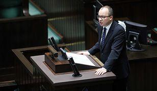 Sejm. RPO Adam Bodnar