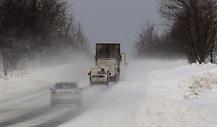 Pogoda paraliżuje Polskę