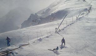 W Tatrach trudne warunki turystyczne